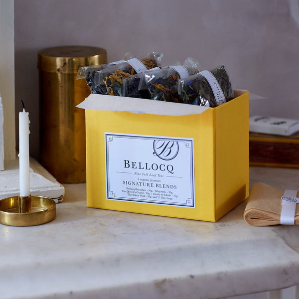 Bellocq Tea - Signature Blends Box