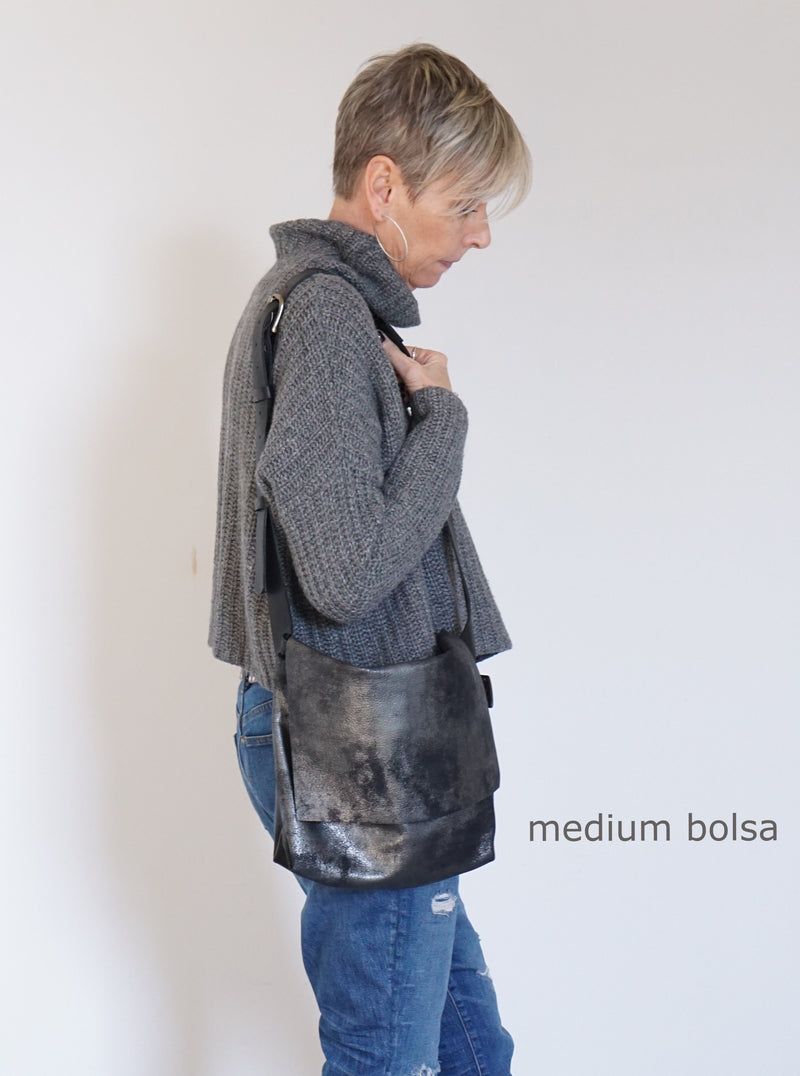 The Bolsa Messenger Bag