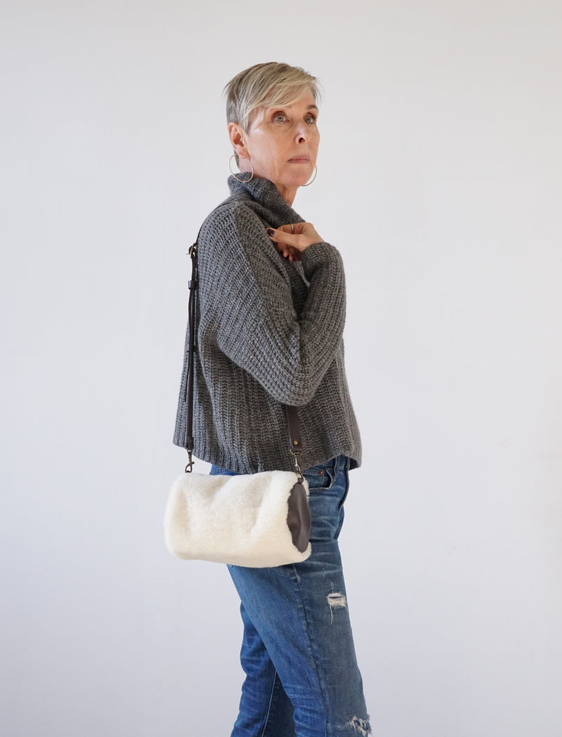 The Saint Germain Crossbody Bag