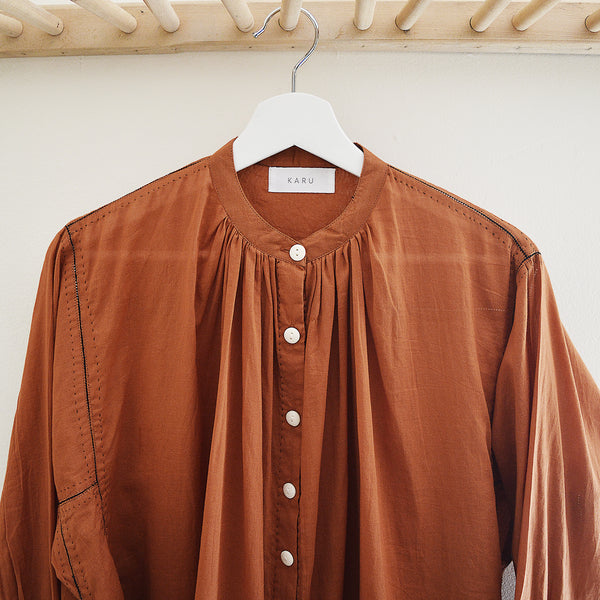 Now on sale! Karu Potter's blouse.