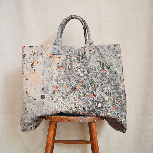 Dropcloth Canvas Tote  Bag