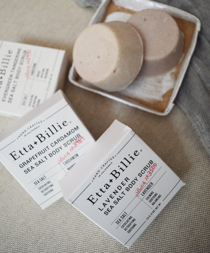 Etta + Billie Body Scrub