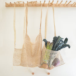 Natural Vine Net Bag