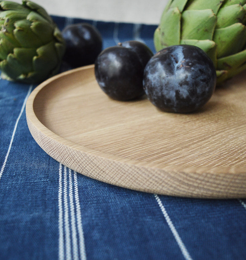 oak plate handmade serving dish trey fruit plate serving plate solid oak African serving dish