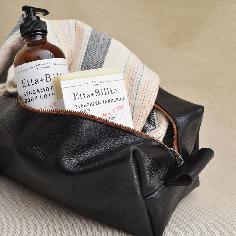 Large Dopp Kit Gift Set