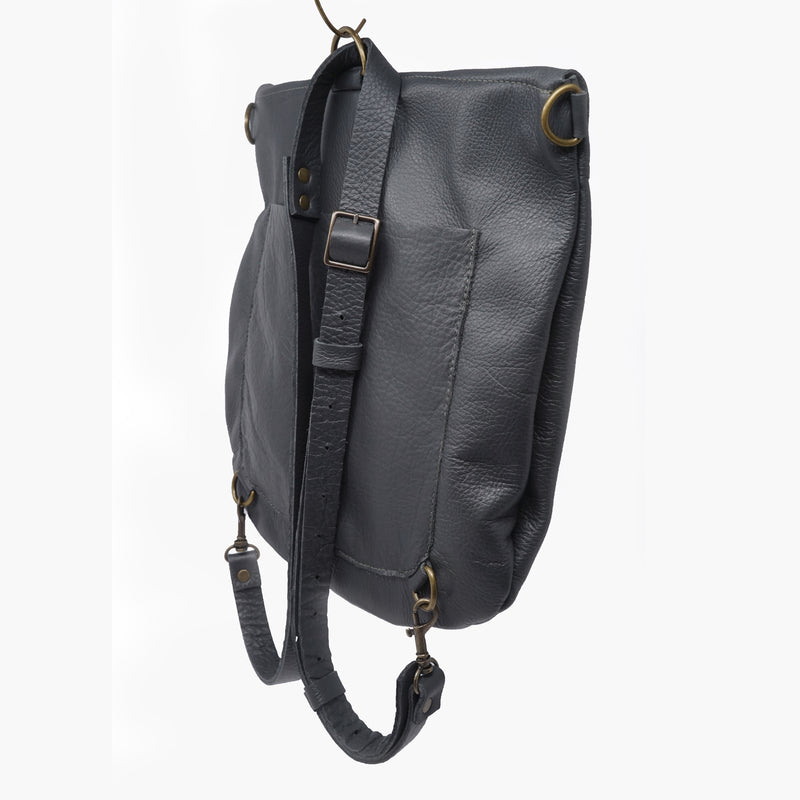 The Duroc Convertible Crossbody Bag /  Backpack
