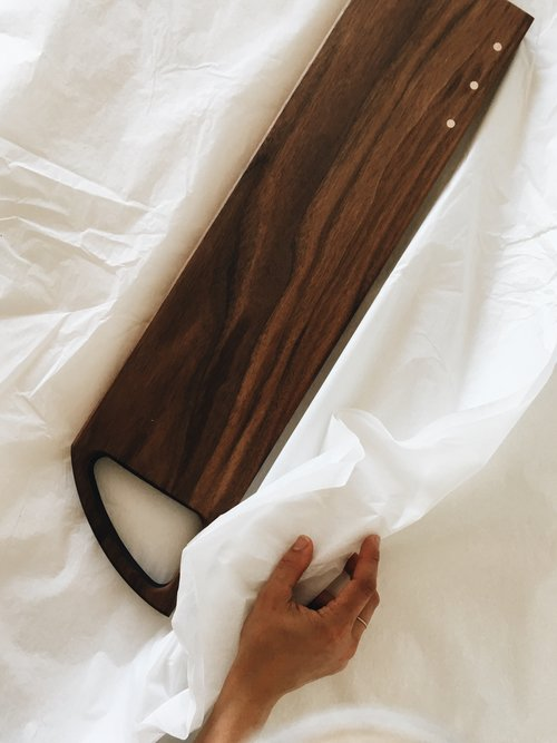 Walnut Board -  long