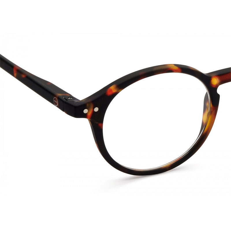 Reading Glasses (D) in Tortoise