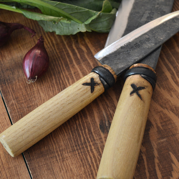 Handcrafted Kitchen Knives