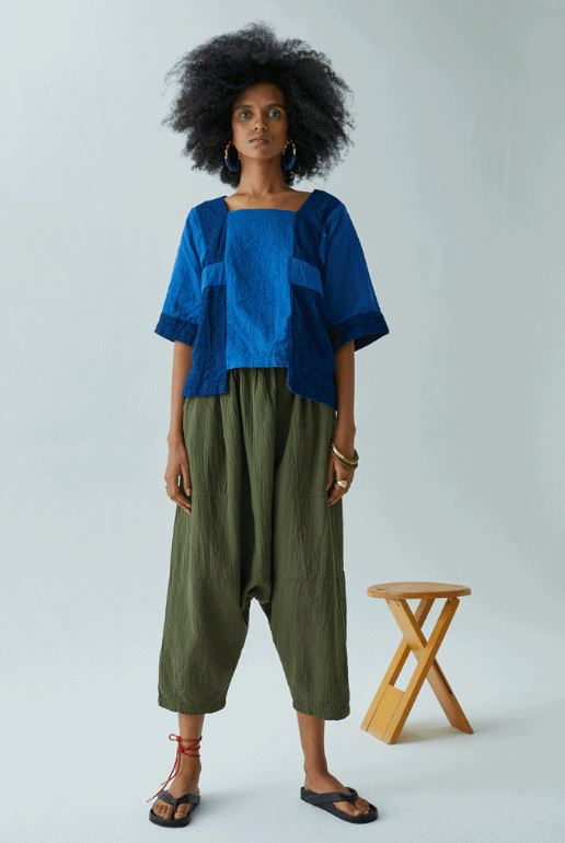 Atelier Delphine Kiko Harem Pants now on sale: 40% off.