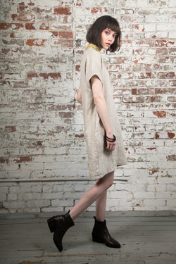 Stitch and Tickle Linen dress Sale