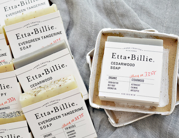 Etta + Billie Soap
