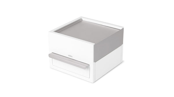 mini stowit jewelry box (white)