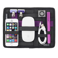 Cocoon GRID-IT! Small Accessory Organizer - Purple