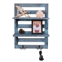 Comfify Rustic Wall Mounted Shelves - Comfify