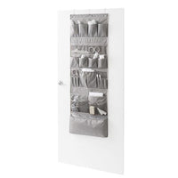 25-Pocket Over-the-Door Accessory Organizer - Harmony Twill Collection - Style 7763
