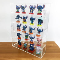 Ikee Design® Acrylic Display Rack Case Organizer Storage Box Case