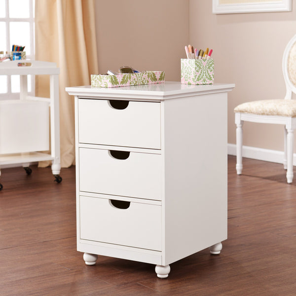 Annie Craft Room 3-Drawer Storage Organizer