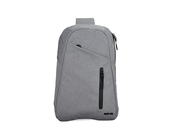 AGVA Traveller Crossbody Bag 12'' - Grey