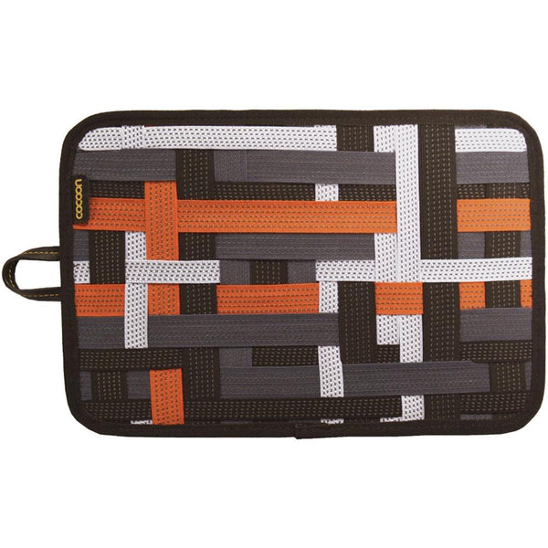 "Cocoon 12"" Grid-it! With Accessory Organizer Pocket (orange)"