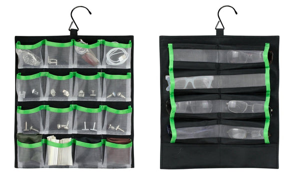 Hanging Glasses Organizer