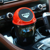 Universal Car Trash Bin Auto Organizer Accessory