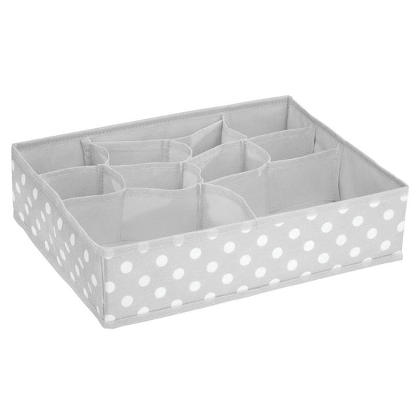 InterDesign Accessory Organizer, Polka Dot
