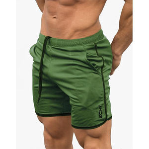 Fitness Fashion Multicolor Fast Drying Training Shorts - yatacity