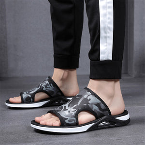Men's Camouflage Comfortable   Soft Slippers - yatacity