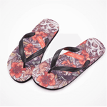 Men's Personality Graffiti Soft   Flat Slippers - yatacity