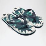 Men's Personality Pineapple   Print Flat Slippers - yatacity