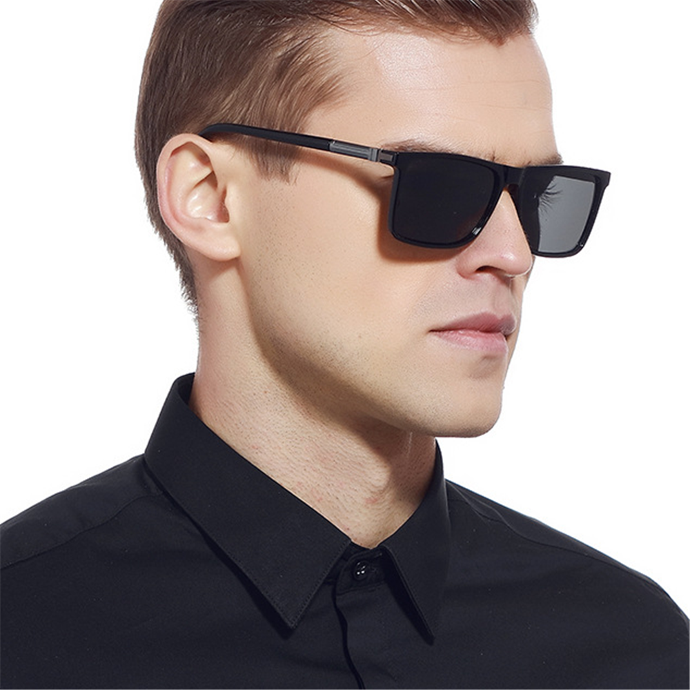 Men's casual fashion   sunglasses - yatacity