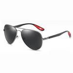Men's casual fashion   polarized sunglasses - yatacity