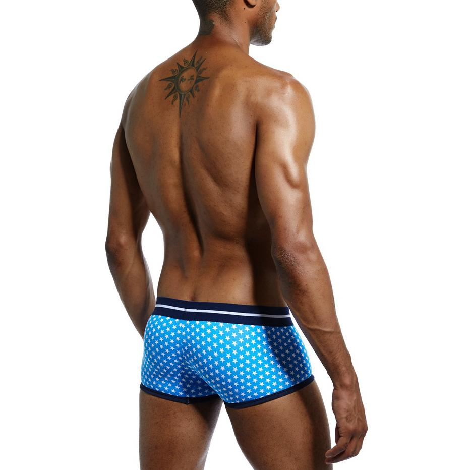 Star Pattern Cartoon Home Underwear - yatacity