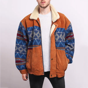 Men's Casual Single Breasted coat - yatacity