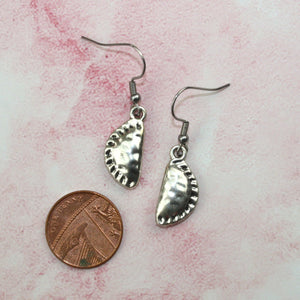 Cornish Pasty Earrings