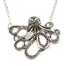 Load image into Gallery viewer, Octopus Necklace