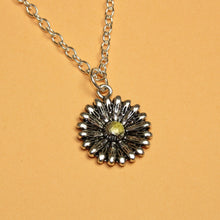 Load image into Gallery viewer, Daisy Charm Necklace