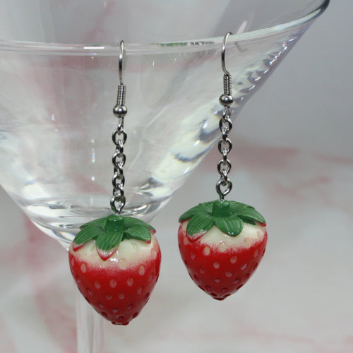 Jerry The Berry Earrings