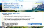 Webinar: Milliman Guidance: Resources to Analyze the Impact of COVID-19