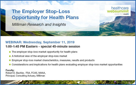 Webinar: The Employer Stop-Loss Opportunity for Health Plans