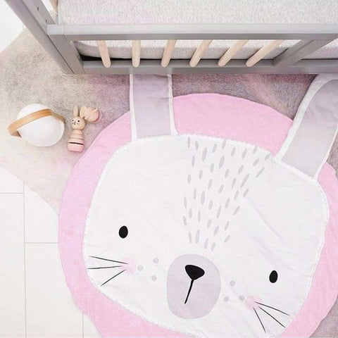 Rabbit Crawl Rug