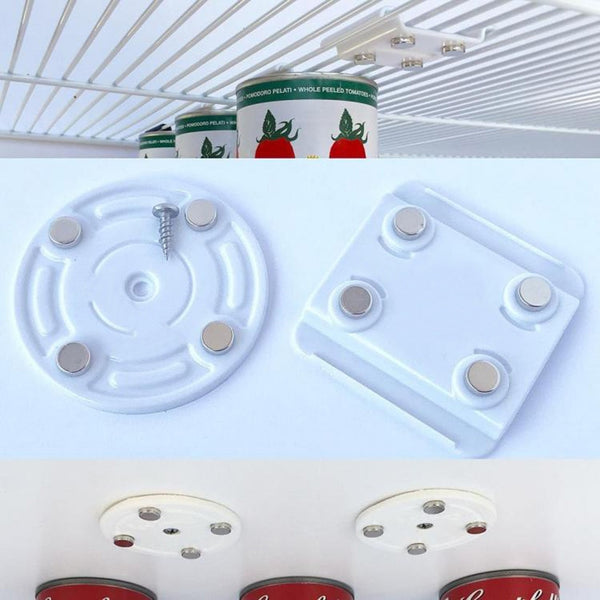 Magnetic Canned Food Hangers 4pcs