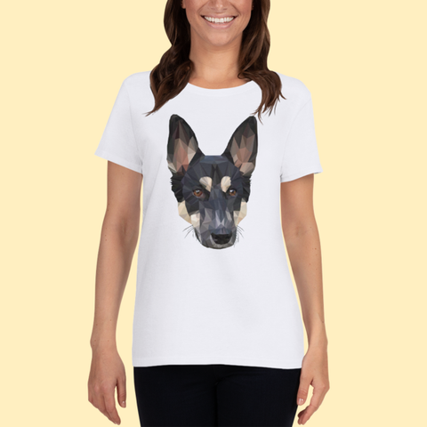 Dog's Eyes short sleeve t-shirt
