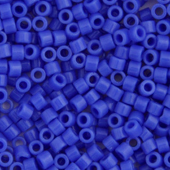 Delica Seed Bead 11/0 RD Blue Cyan Opaque DB1138