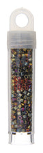 Load image into Gallery viewer, Delica Seed Bead 10/0 RD Purple Metallic Gold DB0029V