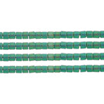 Load image into Gallery viewer, Delica Seed Bead 11/0 RD Emerald AB Matte  0859V