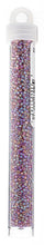 Load image into Gallery viewer, Miyuki Seed Bead 11/0 Lilac Transparent AB 0256V