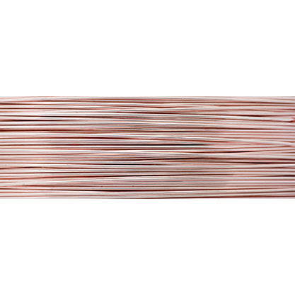 Artistic Wire (Rose Gold) 26 Gauge 30Yd. #1013-35
