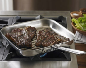 Cute Grill Pan Steak